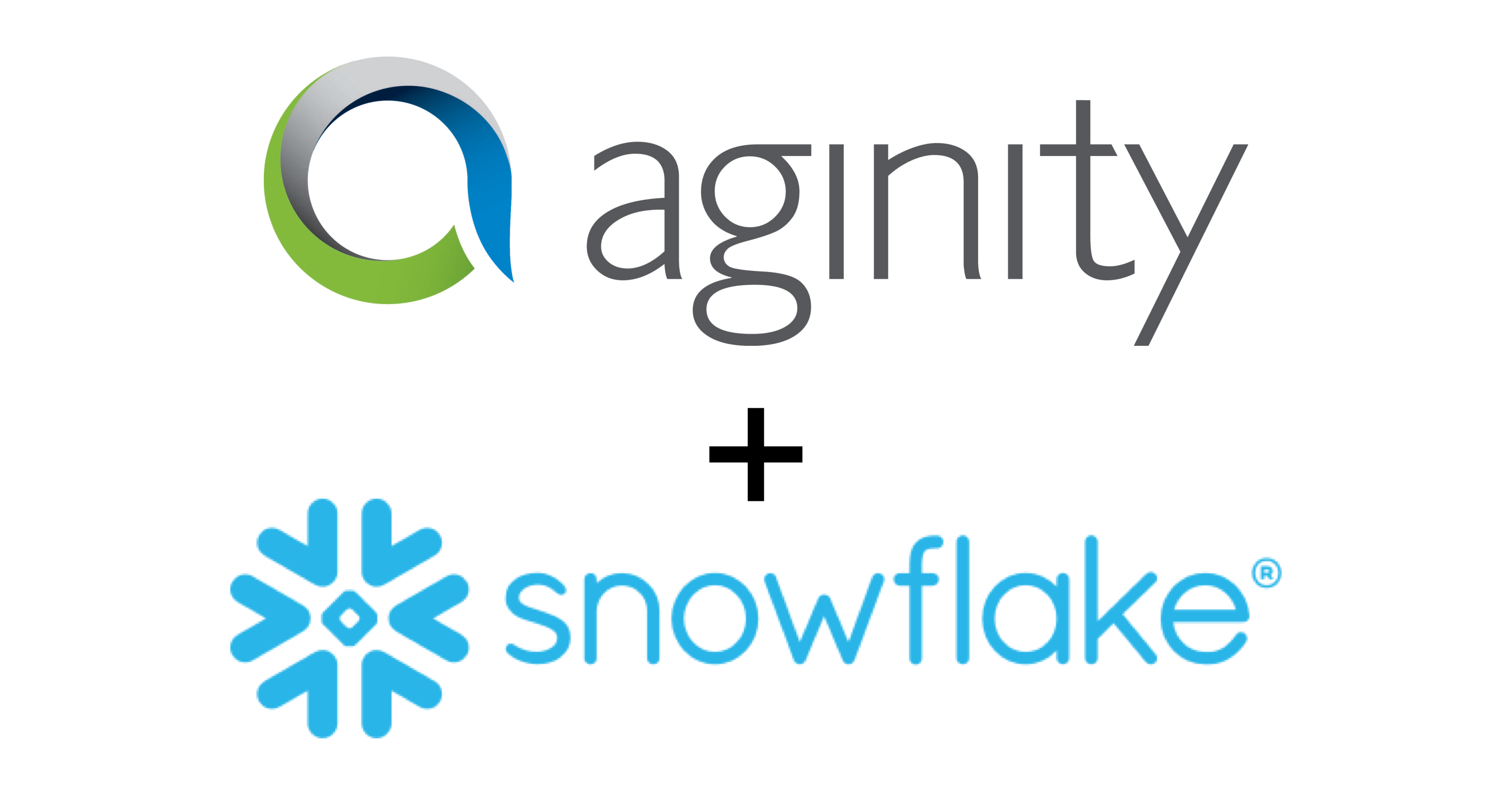Aginity and Snowflake Partner